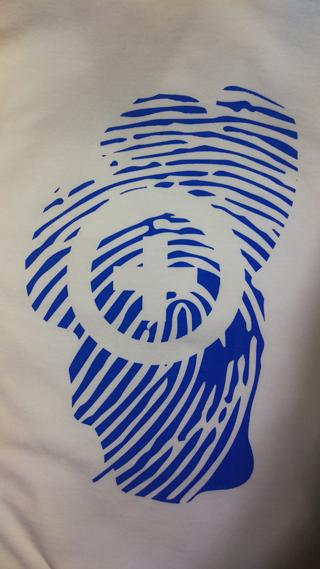 Tahoe Print Tee Shirt 2
