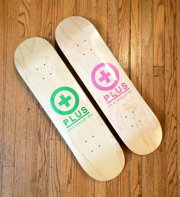 finished logo decks series one